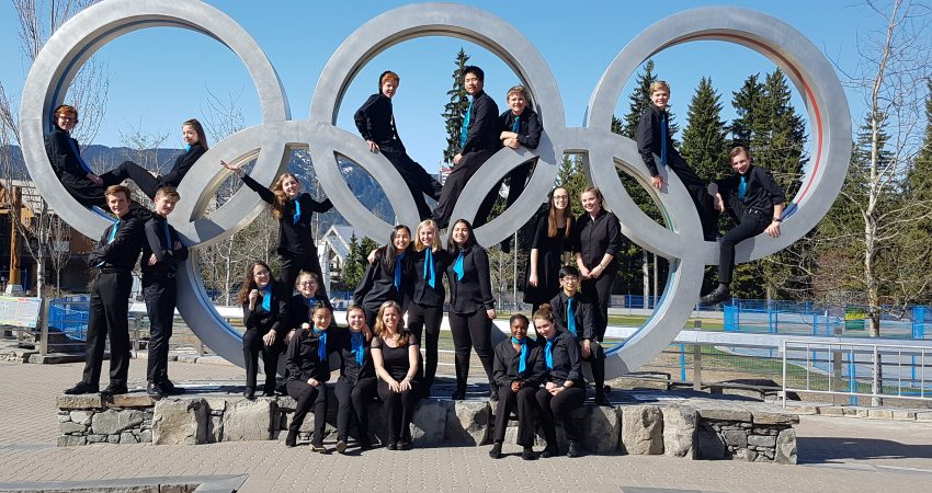 """Jazz Express wins """"Gold"""" at Whistler Music Festival"""