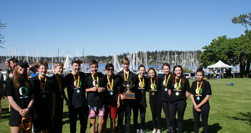 Congrats sailing team on winning the Discovery Cup