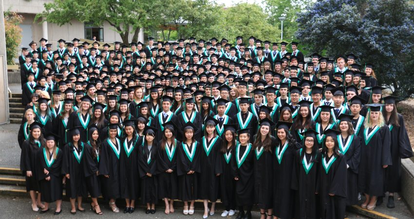 Our Grad Class of 2018